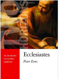 Peter Enns Ecclesiastes